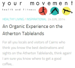your movement blog